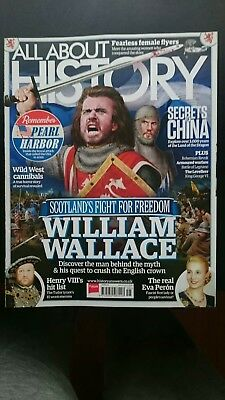 All about history magazine Issue No 45