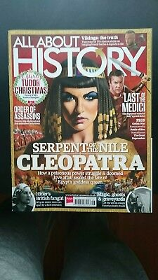 All about history magazine Issue No 46