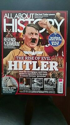 All about history magazine Issue No 47