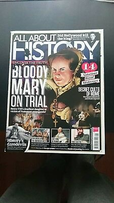 All about history magazine Issue No 48