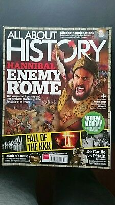 All About History Magazine Issue No 50