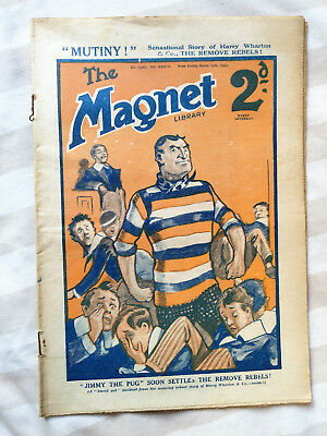 MAGNET LIBRARY Comic 10th March 1928 ORIGINAL - Derby County FC
