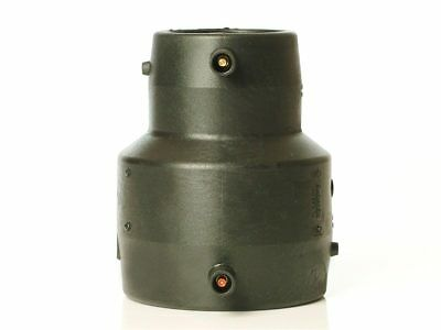 Plasson ELECTROFUSION REDUCING COUPLER - 160x110mm, 160x125mm Or 180x125mm
