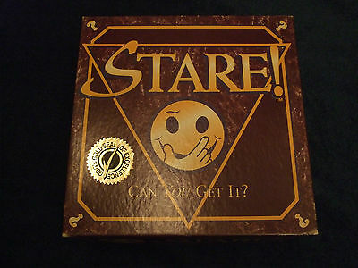Stare --  The Exciting New Party Game /board Game For The Family