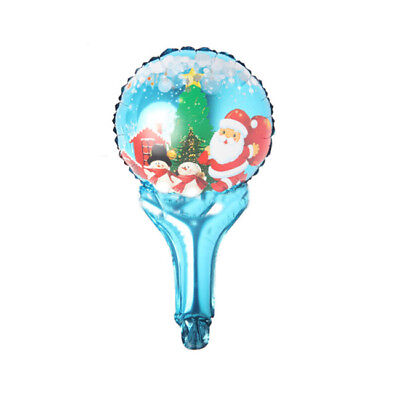 Christmas Stocking Fillers Inflate-A-Fun Air Fill Mini Hand Foil Balloons LH