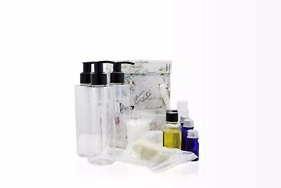 Cocoa Butter Lotion Making Kit -Make your Own Luxury Lotion Gift Boxed