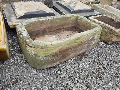 Yorkshire stone trough