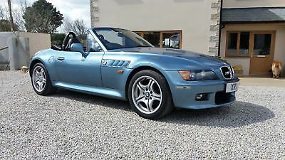 Low Mileage 1997 BMW Z3 2.8i. Exceptional Condition throughout. £5750 ONO