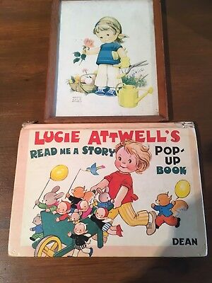 Mabel Lucie Attwell book and picture
