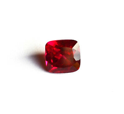 Rubis Naturel Rouge Rosé du Mozambique 7,60 ct avec Certificat Authenticité AGSL