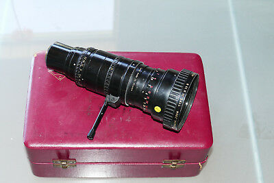 Angenieux Zoom Objektiv 10x 15-150mm mit Originalschatulle