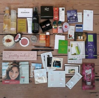 Kosmetik u. Make Up Paket, Naturkosmetik u. High End, alva, 100 % Pure, Rituals