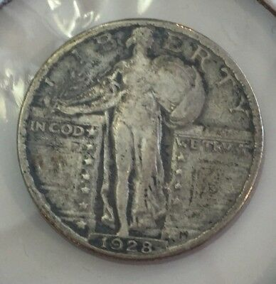 1928 United States Standing Liberty Quarter Dollar
