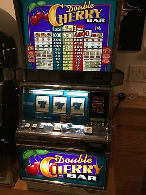 "Igt S2000 Slot Machine ""double Cherry Bar"""
