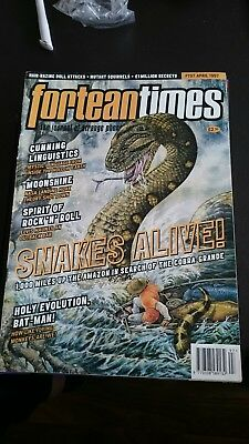 Fortean Times Magazine ft 97 april 1997 moon nasa landing hoax theory shot down