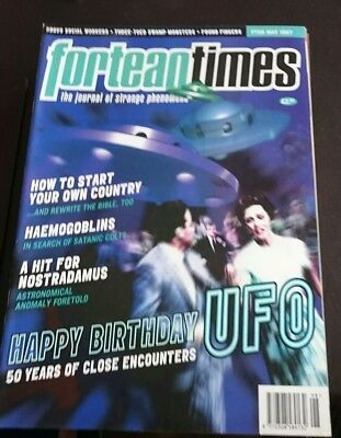 Fortean Times Magazine             Issue Number 98                  May 1997
