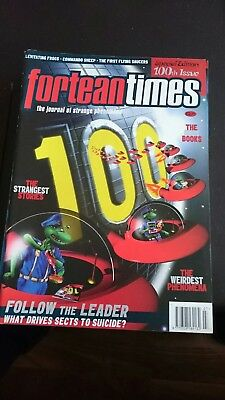 Fortean Times Ft100 July 1997 -  American Gothic