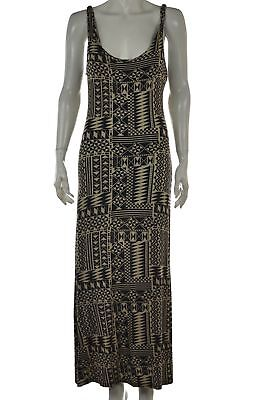 Staring At Stars Urban Outfitters Dress Size M Beige Black