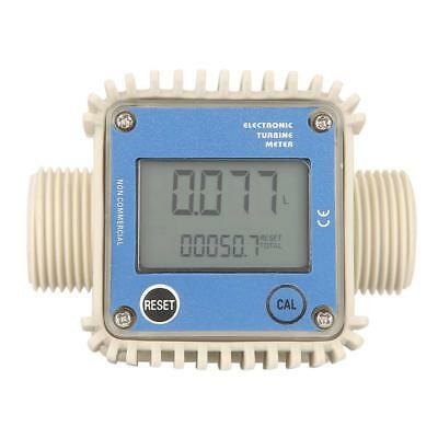 Blue Pro K24 Digital Diesel Flow Meter for Chemical Turbines