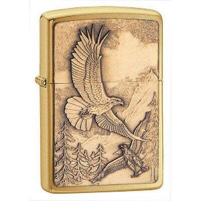 Zippo Lighter - WHERE EAGLES DARE
