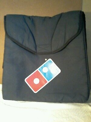 Domino'S Pizza Insulated Thermal Large Delivery Bag Hot