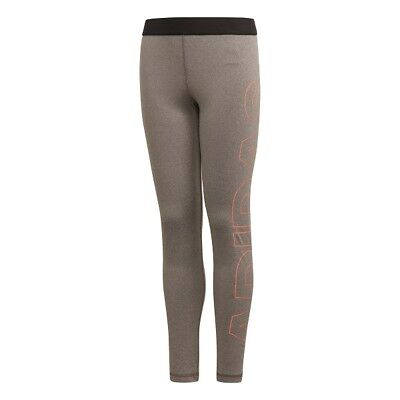 ADIDAS Kinder Training Branded Tight Sporthose Clima Core, CF7198 /K4