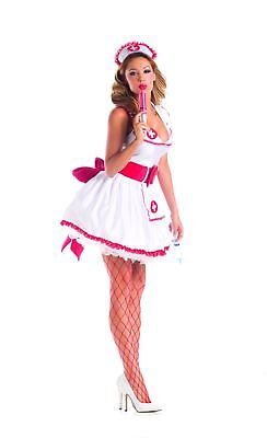 Party King Women's Naughty Nurse Costume