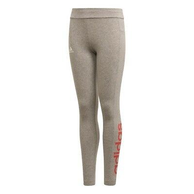 ADIDAS Kinder Essentials Linear Tight Sporthose Clima Training Core CF7242