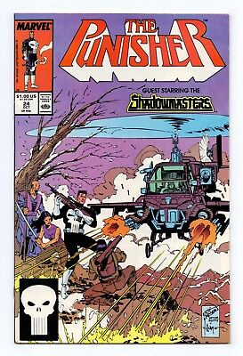 Marvel Comics: Punisher #24 & #25 - Both Issues!