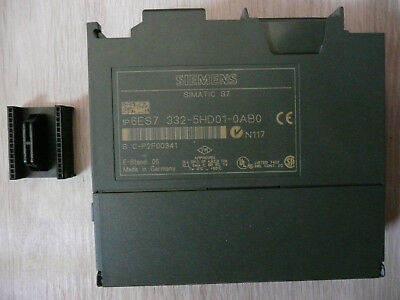 Siemens Simatic Analog Output 6ES7 332-5HD01-0AB0 E-06