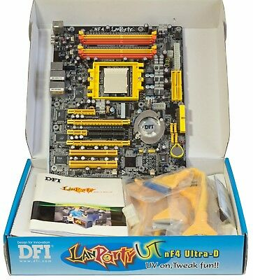 DFI LANPARTY NF4 DRIVERS FOR WINDOWS 8