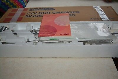 Brother KRC 900 Colour Changer for Standard or Chunky Knitting Machine