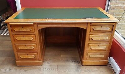 1930s Walnut Desk