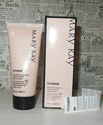 Mary Kay TimeWise Age-Fighting Moisturiser Sunscreen SPF 30 hoher Schutz!