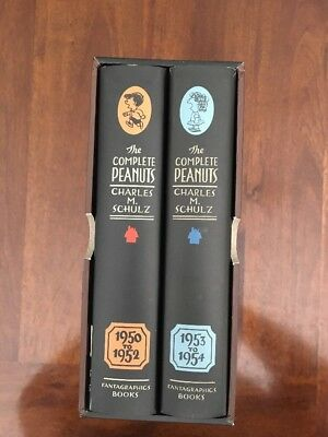 The Complete Peanuts  1950 - 1954 Charles Schulz Hard Cover