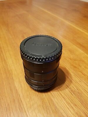 Canon Manual Ef Extension Tubes