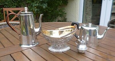 Fantastic Joblot Collection of Silverplated Items