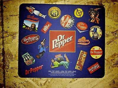 Mint Never Used Dr Pepper Mouse Pad