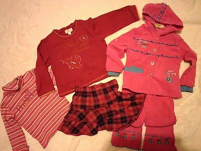 Bundle of girls clothes 2 3 4 years