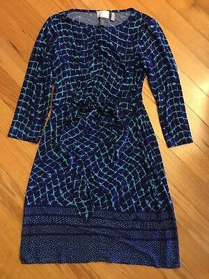 donna morgan Maternity Exclusively For A Pea In The Pod dress Small