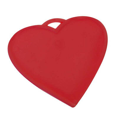 Heart Shaped Balloon Weights Pack Of 50  Oasis Floral Birthdays Sku Bw30338