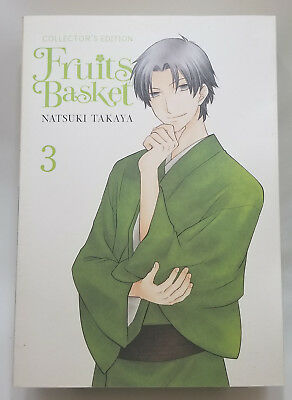Fruits Basket Collector's Edition: Fruits Basket Vol. 3 by Natsuki Takaya (2016)