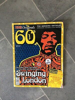 NME Originals Magazine Volume 1 Issue 11 Swinging London *FREE UK POSTAGE *