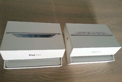 Various Apple Boxes