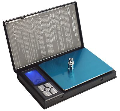 Notebook Digital Scales 500g x 0.01g Jewelry/herbal medicine Weighing Scale