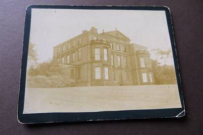 UK Photo of Unidentified Mansion - Stately Home