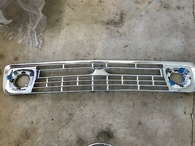 1966 Ford Truck Chrome Grille F100