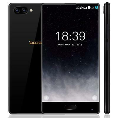 "Doogee Mix 6Gb + 64Gb 5.5"" 16.0Mp+8.0M Octa Core Dual Sim Android 7.0 Smartphone"