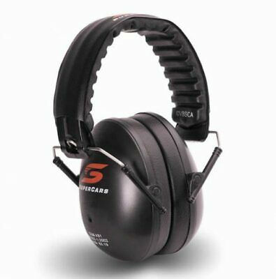 NEW Child V8 Supercars Ems For Kids Earmuffs Hearing Protection Supercars events