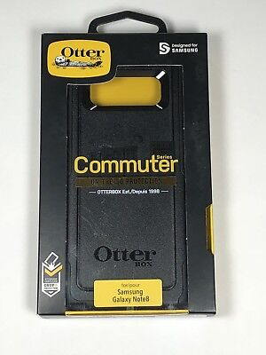 OtterBox Commuter Series Case for Samsung Galaxy Note 8 - Black